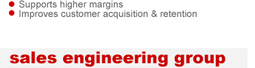 sales engineering group
